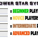 Power Star System makes it easy to customize deck difficulties between players.