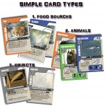 Streamlined card types make it simple to learn the basics!