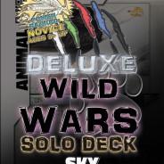 5 Wild Wars Deluxe Decks Go Live