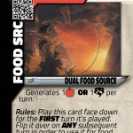 And this Dual Food Source Yosemite Valley card that tricks opponents!