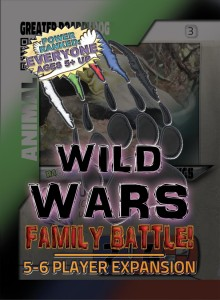 Family Battle! 5-6 Player Expansion