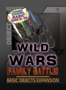 Family Battle! Basic Objects Expansion