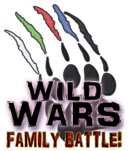 Wild Wars: Family Battle Logo
