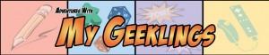 My Geeklings Banner